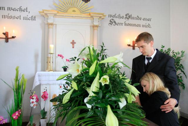 Trauer verstehen - Bestattung Ritscher in Kamenz